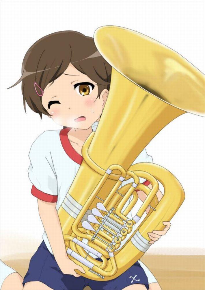 【響け!ユーフォニアム】加藤葉月(かとうはづき)のエロ画像【4】