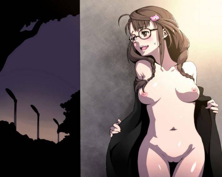 【夕暮れ】日没が早くなったのを喜ぶ露出狂達の二次エロ画像【5】