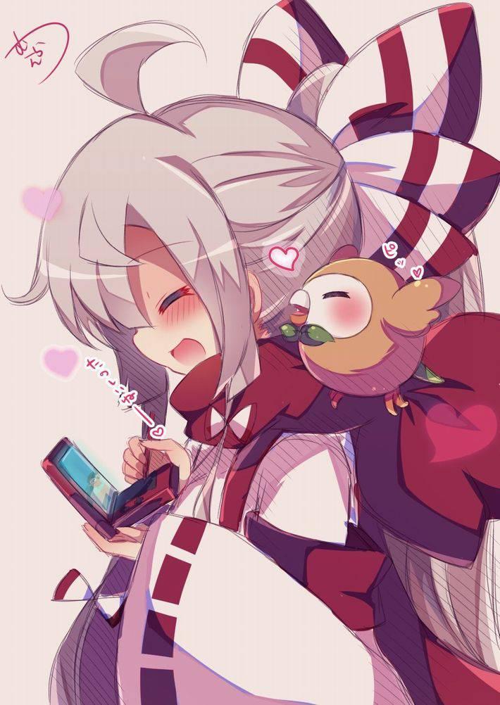 【11月17日】3DSでゲームしてる女の子達の二次画像【ポケットモンスターUSM発売】【1】
