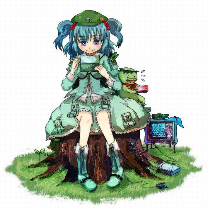 【11月17日】3DSでゲームしてる女の子達の二次画像【ポケットモンスターUSM発売】【11】