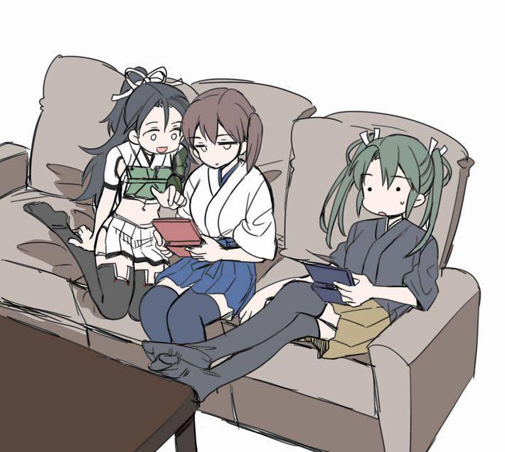【11月17日】3DSでゲームしてる女の子達の二次画像【ポケットモンスターUSM発売】【17】