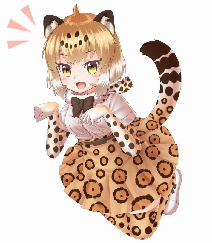 【けものフレンズ】ジャガー(Jaguar)のエロ画像【けもフレ】【45】