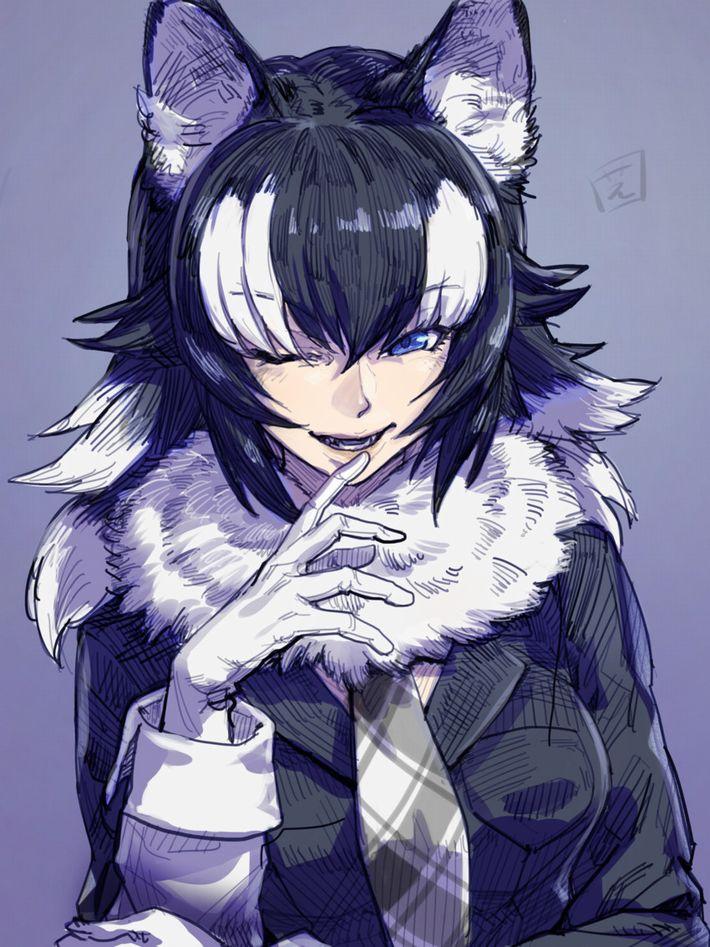【けものフレンズ】タイリクオオカミ(Graywolf)のエロ画像【けもフレ】【43】