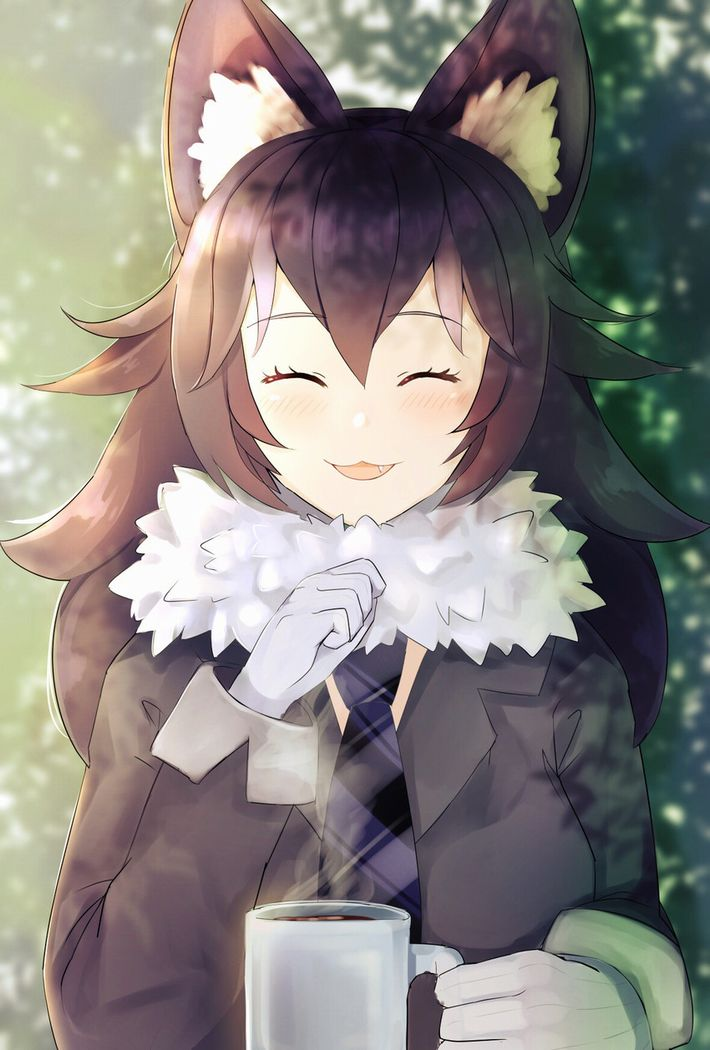 【けものフレンズ】タイリクオオカミ(Graywolf)のエロ画像【けもフレ】【50】