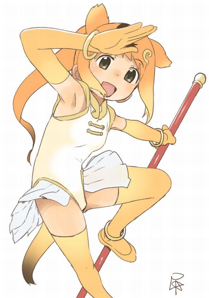 【けものフレンズ】キンシコウ(golden snub-nosed monkey)のエロ画像【けもフレ】【33】
