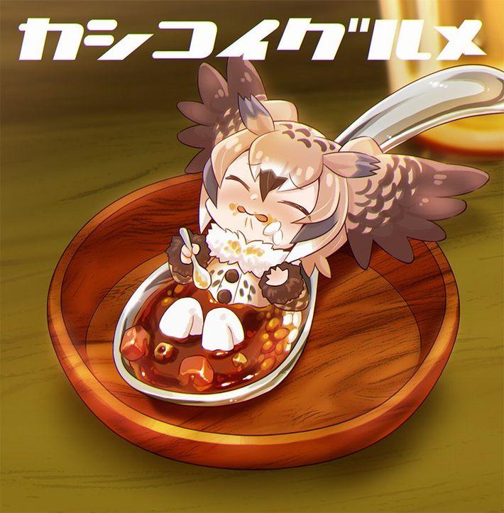 【けものフレンズ】ワシミミズク(eurasian eagle owl)のエロ画像【けもフレ】【37】