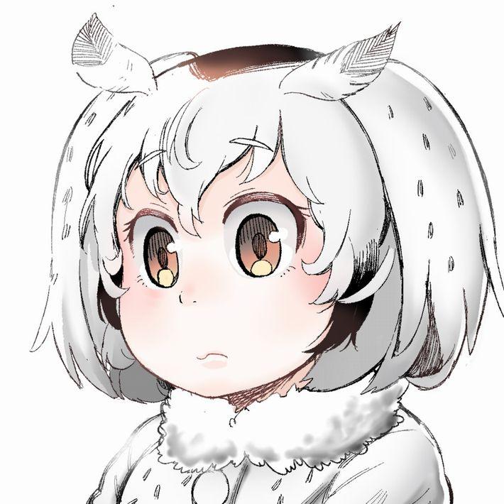 【けものフレンズ】アフリカオオコノハズク(northern white-faced owl)のエロ画像【けもフレ】【41】