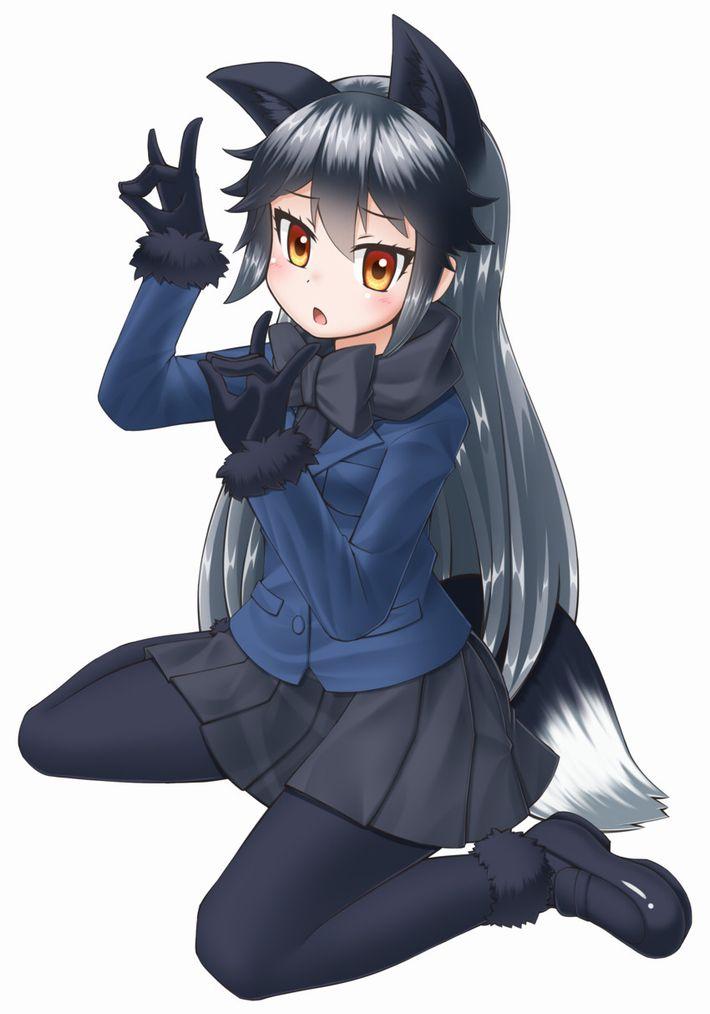 【けものフレンズ】ギンギツネ(silver fox)のエロ画像【けもフレ】【12】