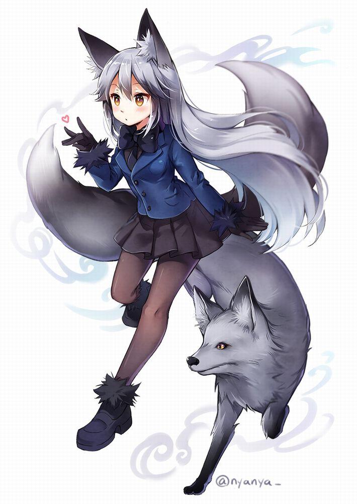 【けものフレンズ】ギンギツネ(silver fox)のエロ画像【けもフレ】【14】