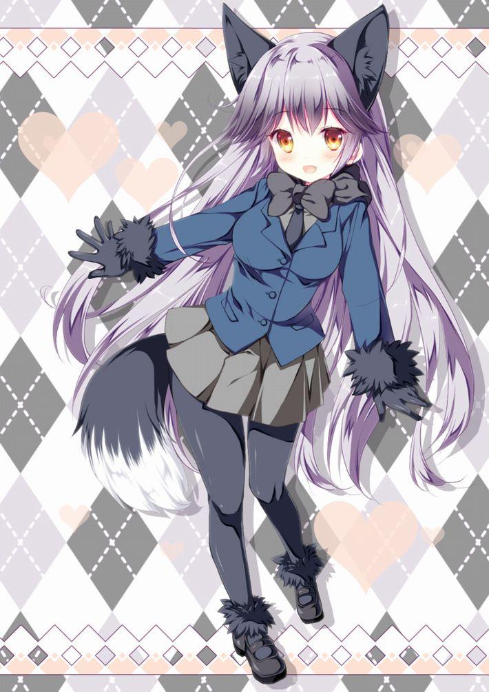【けものフレンズ】ギンギツネ(silver fox)のエロ画像【けもフレ】【45】