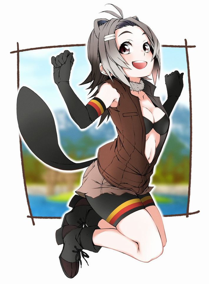 【けものフレンズ】アメリカビーバー(american beaver)のエロ画像【けもフレ】【21】