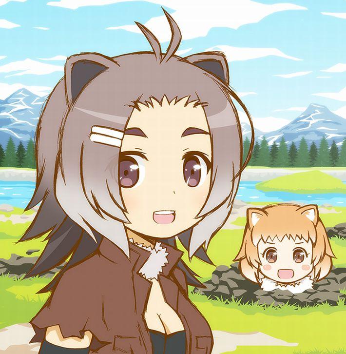 【けものフレンズ】アメリカビーバー(american beaver)のエロ画像【けもフレ】【32】