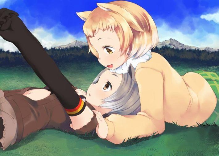 【けものフレンズ】オグロプレーリードッグ(black-tailed prairie dog)のエロ画像【けもフレ】【39】