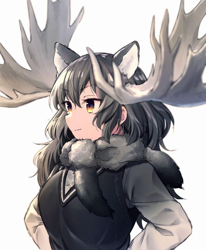 【けものフレンズ】ヘラジカ(moose)のエロ画像【けもフレ】【15】
