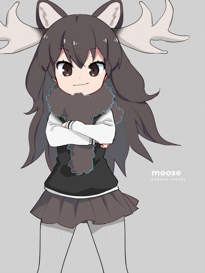 【けものフレンズ】ヘラジカ(moose)のエロ画像【けもフレ】【22】