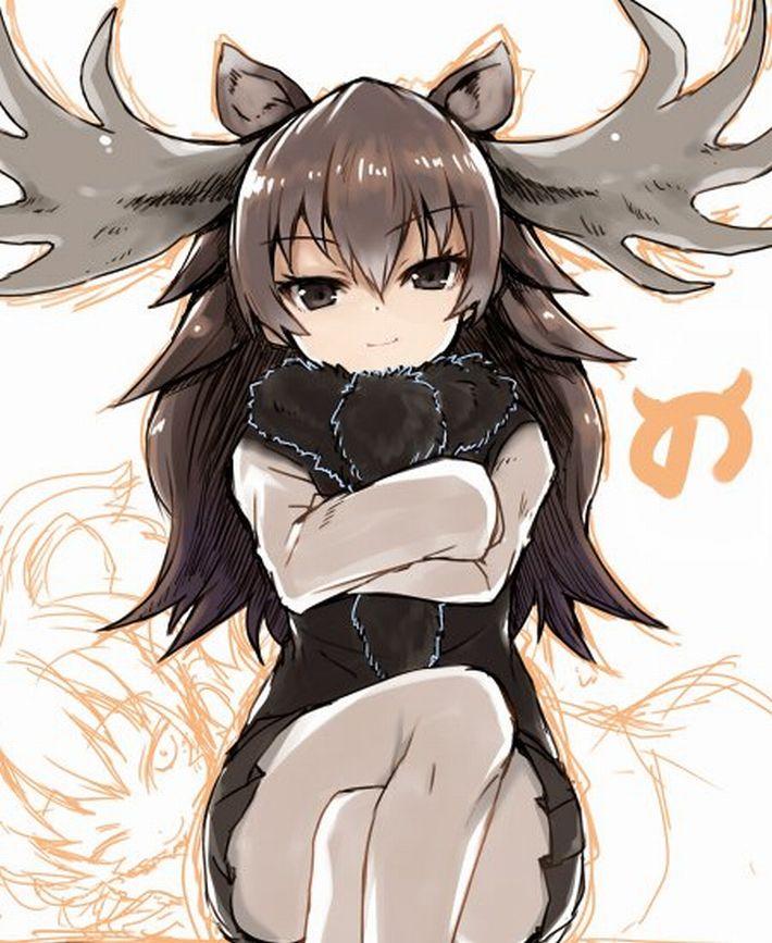 【けものフレンズ】ヘラジカ(moose)のエロ画像【けもフレ】【30】