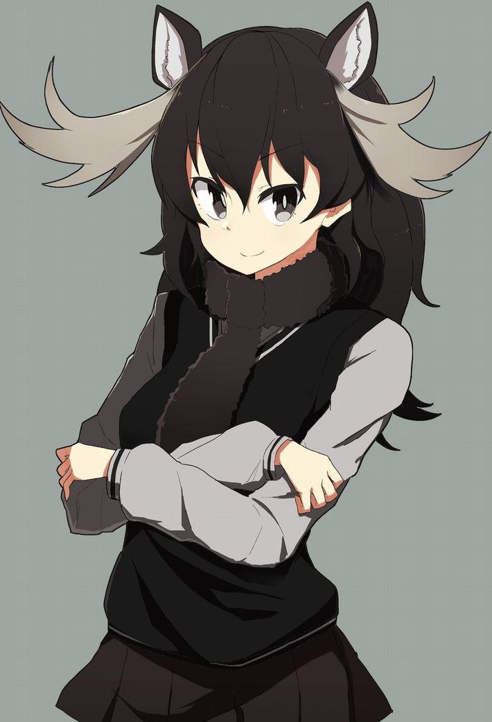 【けものフレンズ】ヘラジカ(moose)のエロ画像【けもフレ】【41】