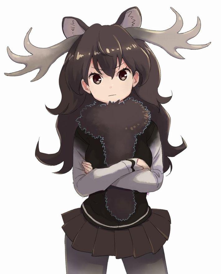 【けものフレンズ】ヘラジカ(moose)のエロ画像【けもフレ】【43】