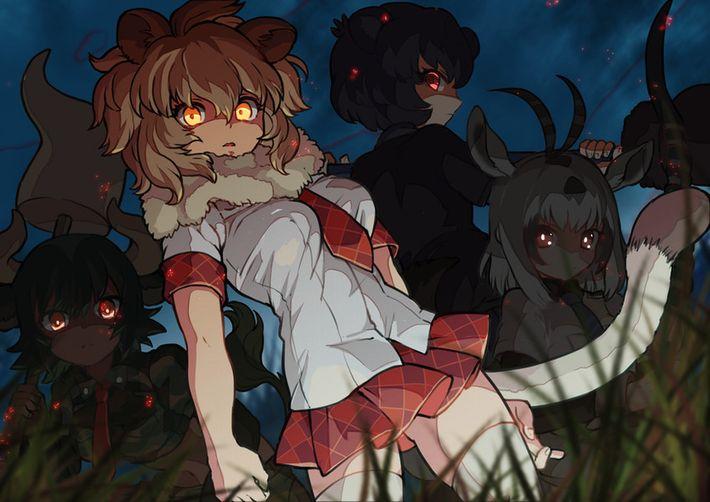 【けものフレンズ】ライオン(lion)のエロ画像【けもフレ】【7】