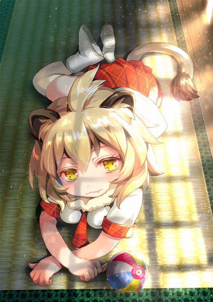 【けものフレンズ】ライオン(lion)のエロ画像【けもフレ】【13】