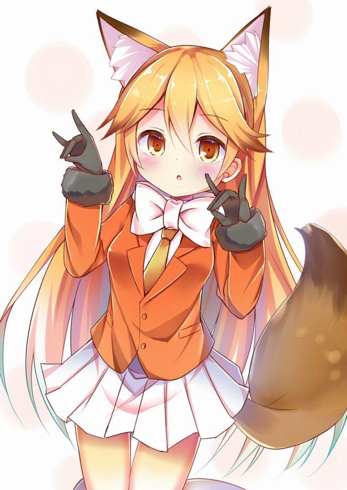 【けものフレンズ】キタキツネ(ezo red fox)のエロ画像【けもフレ】【25】