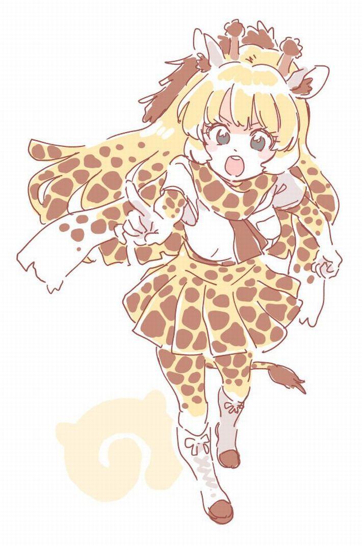 【けものフレンズ】アミメキリン(reticulated giraffe)のエロ画像【けもフレ】【18】