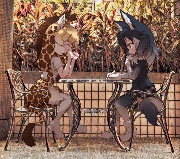 【けものフレンズ】アミメキリン(reticulated giraffe)のエロ画像【けもフレ】【27】