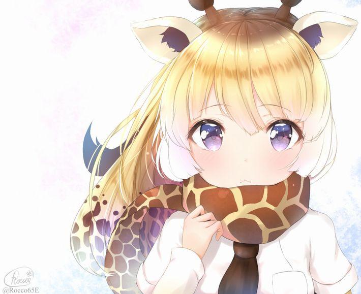【けものフレンズ】アミメキリン(reticulated giraffe)のエロ画像【けもフレ】【32】