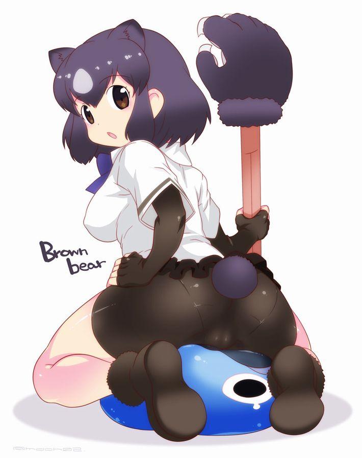 【けものフレンズ】ヒグマ(brown bear)のエロ画像【けもフレ】【33】