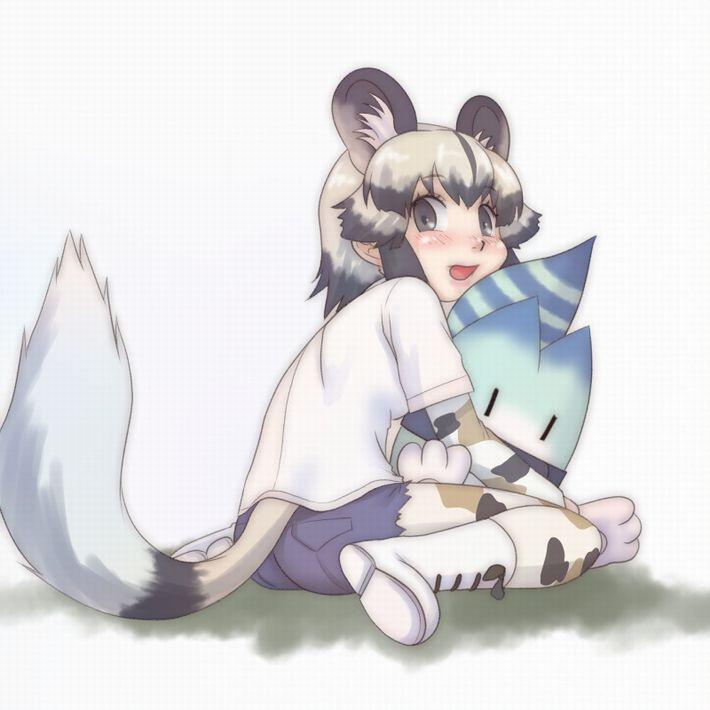 【けものフレンズ】リカオン(african wild dog)のエロ画像【けもフレ】【31】