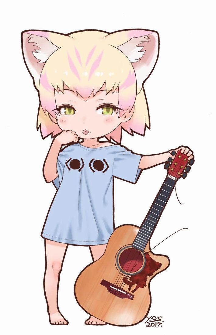 【けものフレンズ】スナネコ(sand cat)のエロ画像【けもフレ】【36】