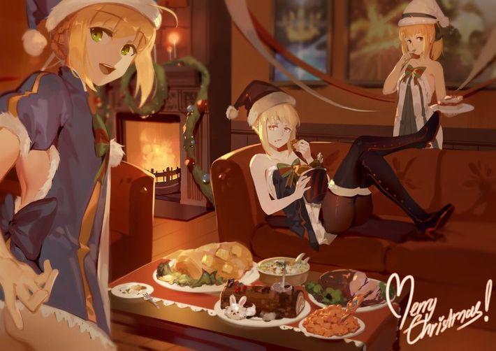 【楽しい食卓】友達同士で仲良くご飯食べてる二次画像【49】