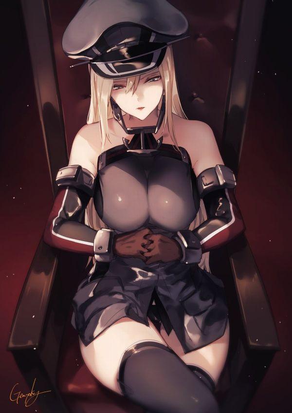 【艦これ】ビスマルク(Bismarck)のエロ画像【艦隊これくしょん】【43】