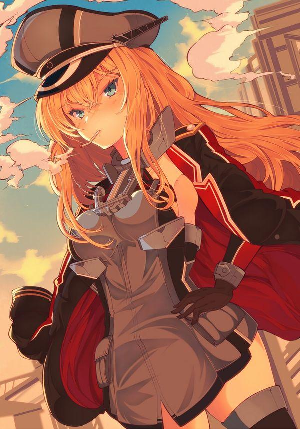 【艦これ】ビスマルク(Bismarck)のエロ画像【艦隊これくしょん】【61】