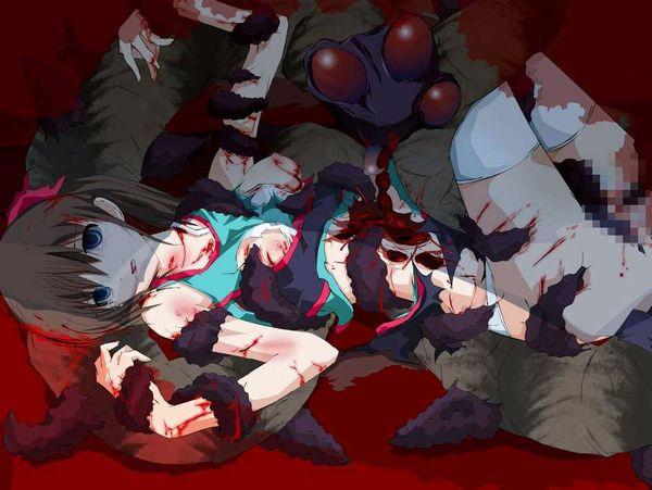 【閲覧注意】レイプ→殺害のコンボを食らった悲惨な女子の二次画像【26】