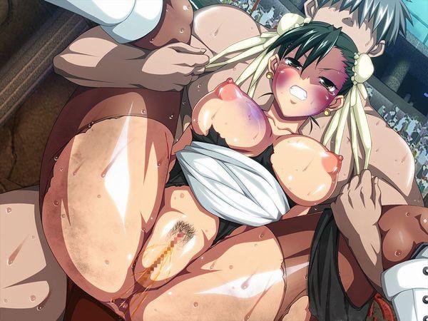 【セカンドレイプ必須】洋服破かれてレイプされてる二次エロ画像【25】