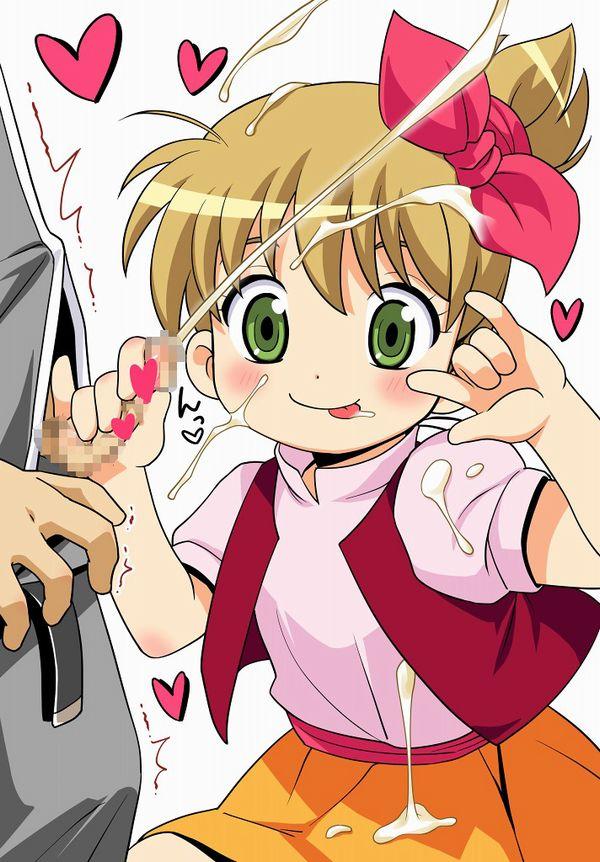 【マセガキ】大人を手玉に取ろうとしてる生意気なロリの二次画像 【5】