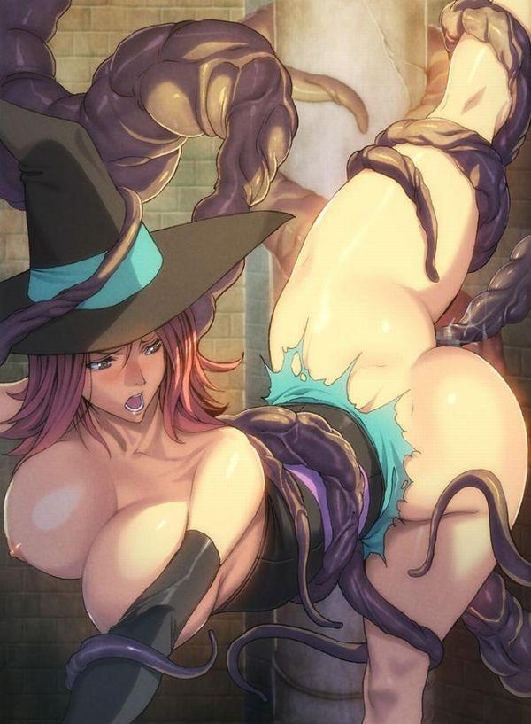 【ドラゴンクエスト】俺のどくばりをブチ込みたくなる女魔法使いの二次エロ画像 【8】