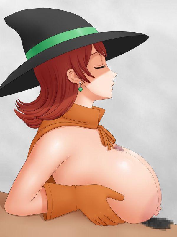 【ドラゴンクエスト】俺のどくばりをブチ込みたくなる女魔法使いの二次エロ画像 【19】
