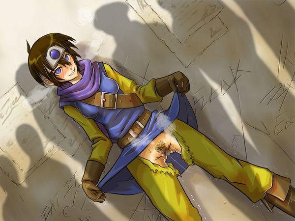 【ドラゴンクエストⅢ】世界よりも僕の下半身を救って欲しい女勇者の二次エロ画像【18】