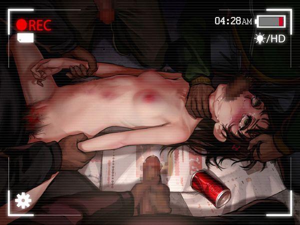 【一歩間違えればただの殺人】首絞めセックスしてる二次エロ画像【5】