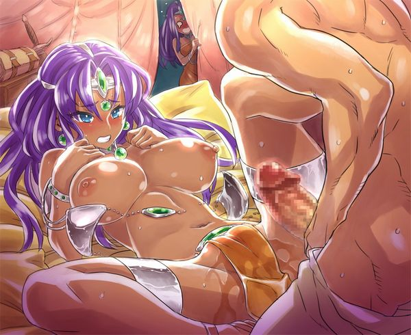 2016/04/22/b【肉食系】褐色女子って性欲旺盛なイメージがあるよね?って二次エロ画像 【33】