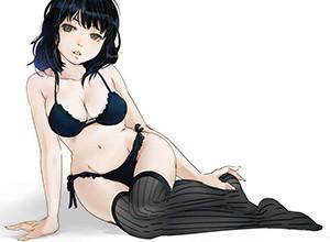 【二次】しっかりとバストアップしてくれる補正下着を着けた女子のブラ画像