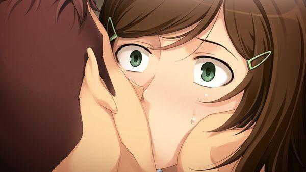 【強制ベロチュー】全く幸せそうじゃないキスをしてる二次エロ画像 【5】