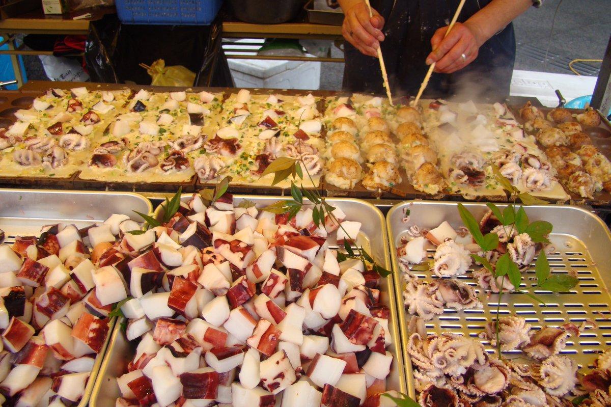 韓国人「たこ焼きを日本の祭りで食べなければならない理由をご覧ください」