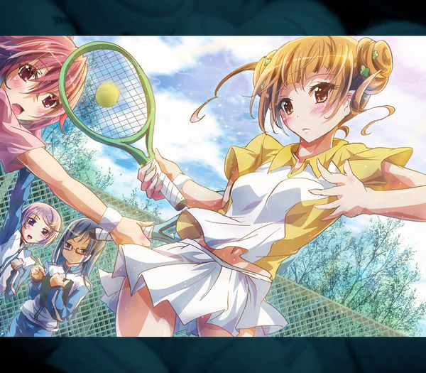 【ペニスじゃないよ】テニスにまつわるエトセトラな二次エロ画像 【19】