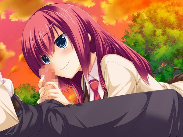 【ちんちんいじり】楽しそうに手コキしてる二次エロ画像【14】
