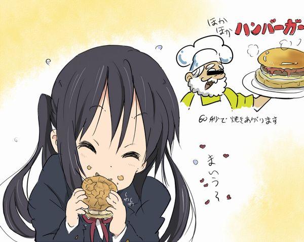 【飯テロ】女の子が美味しそうに食事してる二次画像【31】