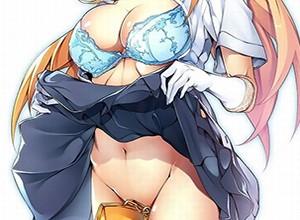 【ポケモンGO】青チーム「ミスティック(Mystic)」所属の方向け、青い下着の二次エロ画像