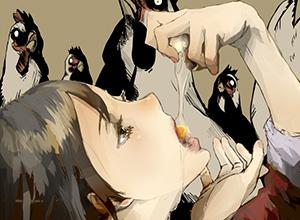 【飯テロ】女の子が美味しそうに食事してる二次画像